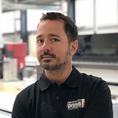 Matthias Steinert - Primus XL Digitaldruck GmbH