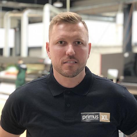 Sven Ehrcke - Primus XL Digitaldruck GmbH