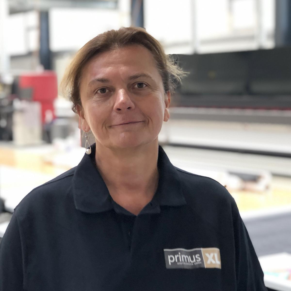 Annett Ehrcke - Primus XL Digitaldruck GmbH